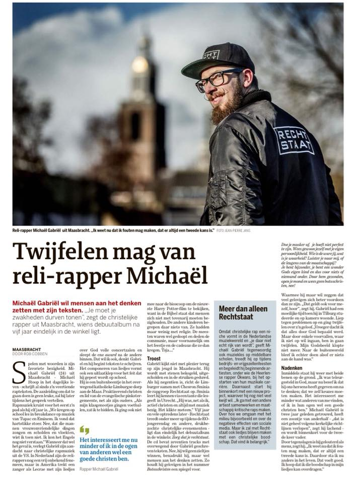 Dagblad de Limburger 2017
